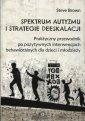 Spektrum autyzmu i strategie deeskalacji. - okładka książki