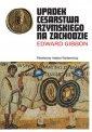 Upadek Cesarstwa Rzymskiego na - okładka książki