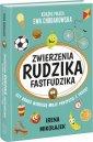 Zwierzenia Rudzika fastfudzika - okładka książki
