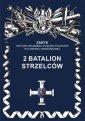 2 Batalion Strzelców. Seria: Zarys - okładka książki