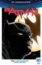 Batman. Tom 1. Jestem Gotham - okładka książki