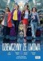 Dziewczyny ze Lwowa - okładka książki