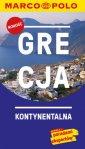 Grecja kontynentalna - okładka książki