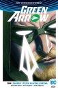 Green Arrow. Tom 1. Śmierć i życie - okładka książki