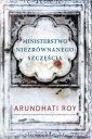 Ministerstwo niezrównanego szczęścia - okładka książki