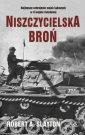 Niszczycielska broń - okładka książki