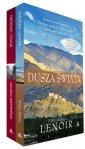 Pakiet (Dusza świata + O szczęściu) - okładka książki