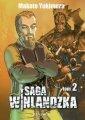 Saga Winlandzka 2 - okładka książki