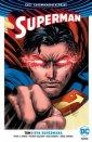 Superman. Tom 1. Syn Supermana - okładka książki