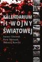 Kalendarium II Wojny Światowej - okładka książki