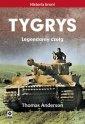 Tygrys. Legendarny czołg - okładka książki