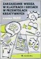 Zarządzanie wiedzą w klastrach - okładka książki