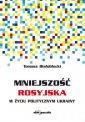 Mniejszość rosyjska w życiu politycznym - okładka książki