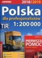 Polska dla profesjonalistów Atlas - okładka książki