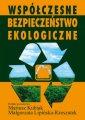 Współczesne bezpieczeństwo ekologiczne - okładka książki