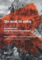 Sic erat in votis 1. Studia i szkice - okładka książki