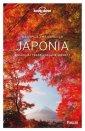 Japonia Lonely Planet - okładka książki