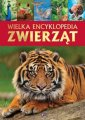Wielka encyklopedia zwierząt - okładka książki