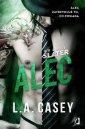 Bracia Slater Alec - okładka książki