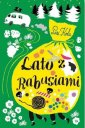 Lato z rabusiami - okładka książki