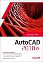 AutoCAD 2018 PL - okładka książki