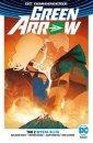 Green Arrow. Tom 2. Wyspa Blizn - okładka książki