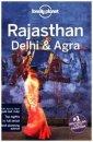 Lonely Planet Rajasthan Delhi & - okładka książki