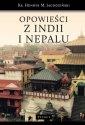 Opowieści z Indii i Nepalu - okładka książki