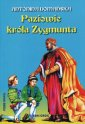 Paziowie króla Zygmunta - okładka książki