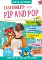 Easy English with Pip and Pop Level - okładka podręcznika