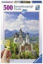 Puzzle 500 Bajeczny zamek Neuschwanstein - zdjęcie zabawki, gry