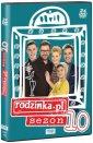 Rodzinka.pl Sezon 10 - okładka książki