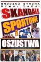 Skandale sportowe i oszustwa - okładka książki