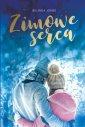 Zimowe serca - okładka książki