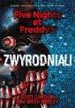 Zwyrodniali Five Nights at Freddy`s - okładka książki