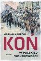 Koń w wojskowości polskiej - okładka książki