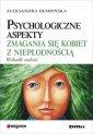 Psychologiczne aspekty zmagania - okładka książki