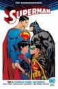 Superman. Tom 2. Pierwsze próby - okładka książki