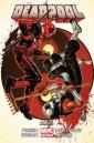 Deadpool Axis - okładka książki