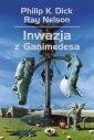 Inwazja z Ganimedesa - okładka książki