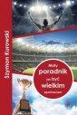 Mały poradnik jak być wielkim sportowcem - okładka książki