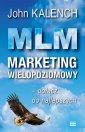 MLM Marketing wielopoziomowy - okładka książki