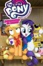 My Little Pony Przyjaciółki na - okładka książki