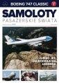 Samoloty pasażerskie świata 1 BOEING - okładka książki