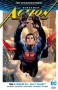 Superman Action Comics Powrót do - okładka książki