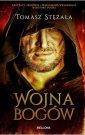 Wojna bogów - okładka książki