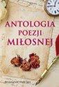 Antologia poezji miłosnej - okładka książki