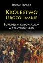 Królestwo Jerozolimskie. Europejski - okładka książki