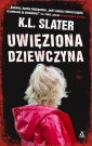 Uwięziona dziewczyna - okładka książki