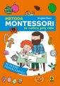 Metoda Montessori na cztery pory - okładka książki